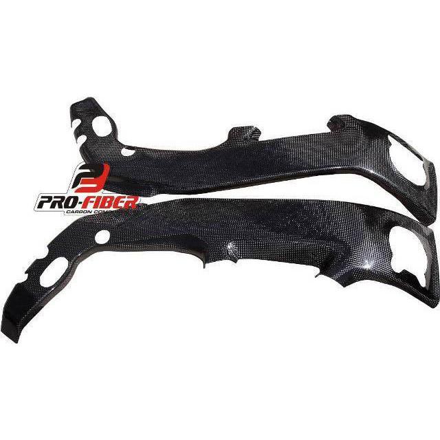Pro Fiber Aprilia RSV4 Carbon Fiber Frame Covers – Protectors (pair ...