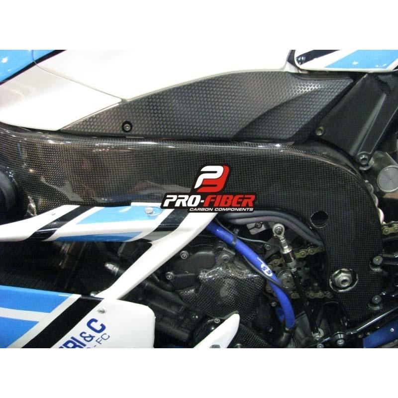 Pro Fiber Yamaha YZF-R6 Carbon Rahmenschoner 2008-2016 - RENNGRIB