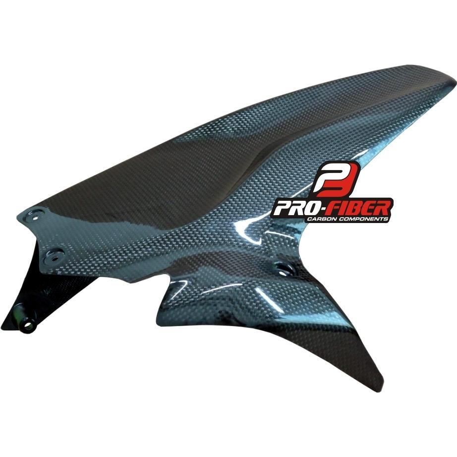 Pro Fiber Ducati Panigale 1199 Carbon Fiber Rear Hugger Renngrib