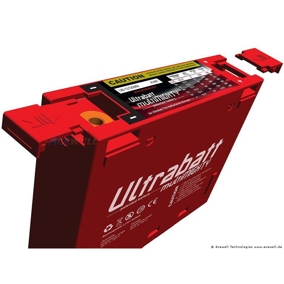 new ultrabatt multimighty lithium ionen batterie bis. Black Bedroom Furniture Sets. Home Design Ideas