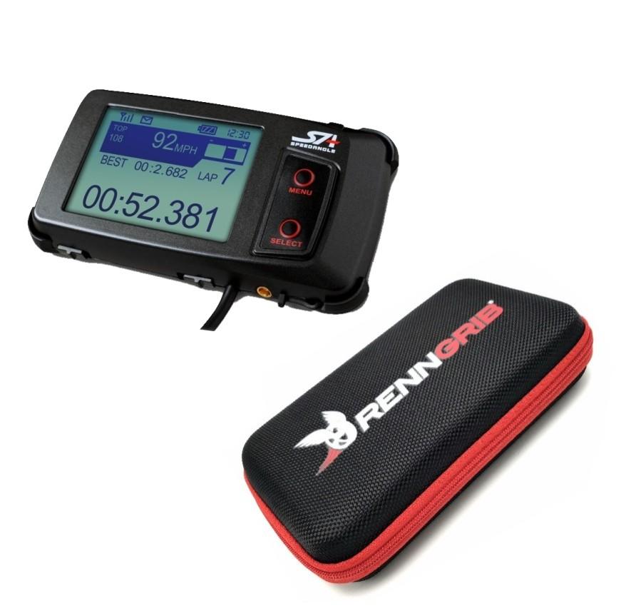 SpeedAngle GMOS GPS Laptimer mit Schräglagensensor - RENNGRIB