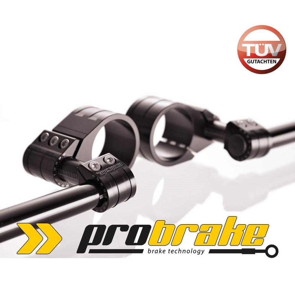 Probrake Revo Clip On Handlebars For Honda Cbr 1000 Rr Fireblade Sp