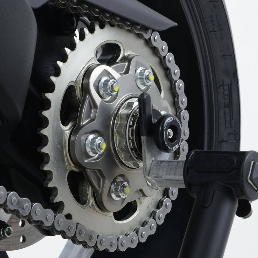 Individuelle An- & Umbauteile Swingarm Protectors R&G Schwingen Protektoren Ducati Multistrada 1200 1260  ´10