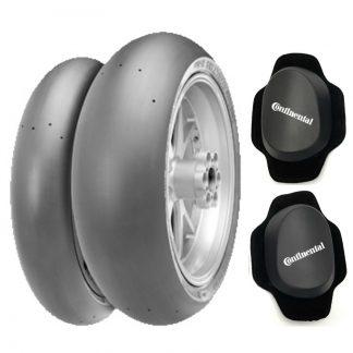 Bridgestone Battlax Slick V02 120/600 R17 soft - RENNGRIB