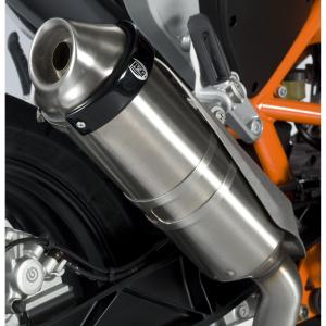 NEW R/&G Racing Auspuff Protektor KTM Super Duke 1290 R 2014 Exhaust Protector